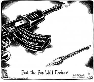 By Tom Toles of the Washington Post