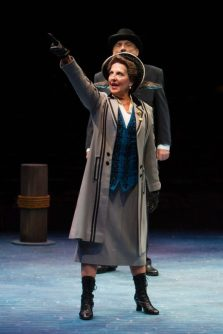 Madeleine Doherty as Duchess Estonia Dulworth in Nice Work If You Can Get It, produced by Music Circus at the Wells Fargo Pavilion August 9-14. Photo by Kevin Graft.